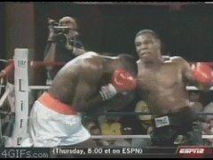 Удар в боксе