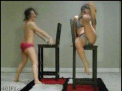 Танец со стульями