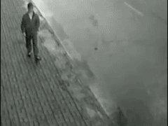 Счастливый пешеход