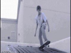 Упал на старте
