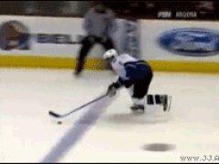 Самый красивый гол в хоккее