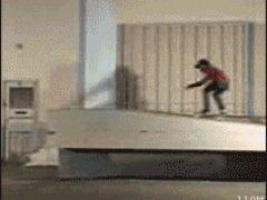 Скейт отомстил
