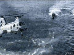 Катастрофа в море