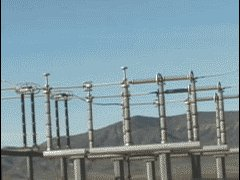 Замыкание проводов