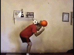 Чудесное жонглирование
