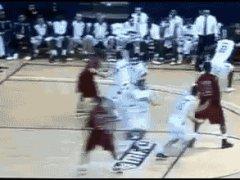 Баскетбольный промах