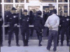 Сила привычки спецназа