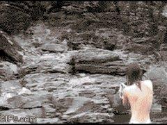 Хорошо что вода рядом