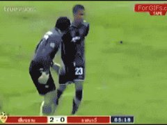 Футбольное фаталити