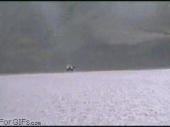 Джип на воде