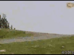 Летающий гонщик