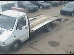Неудачная загрузка машины