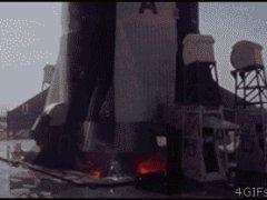 Запуск Аполлона