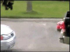 Маленький парковщик
