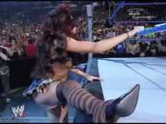 Лита выходит на ринг
