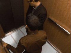 Лифт - иллюзия