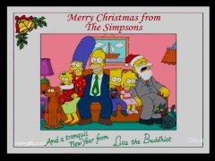 Рождество с Симпсонами