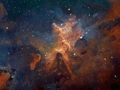 Трехмерный космос