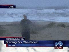 Танцы во время урагана