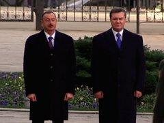 Фейл перед двумя президентами
