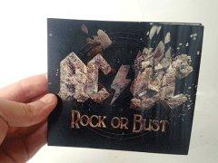 Обложка альбома Rock or Bust