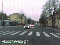Наказал пешехода переходящего на красный