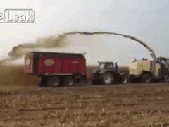 Низкая урожайность