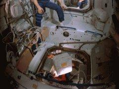 Как развлекаются космонавты