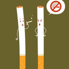 Сигарета смешная картинка