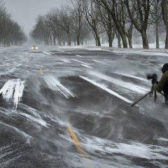 Гонки со снегом