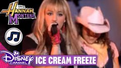 Miley Cyrus - Ice Cream Freeze