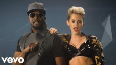 Will.I.Am feat. Miley Cyrus, Wiz Khalifa, French Montana & DJ Mustard - Feelin' Myself