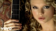 Taylor Swift - Teardrops on My Guitar
